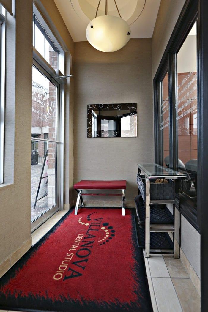 Kanata, Ottawa, and Stittsville dentist office interior